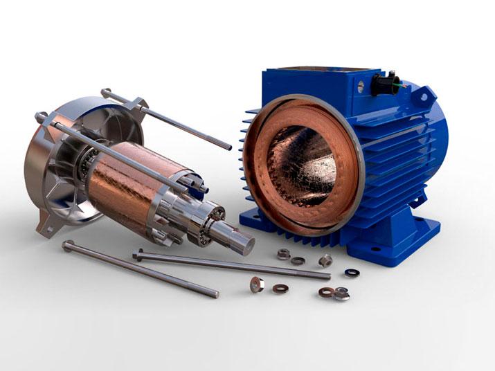 Mega Motores - Soluções em Energia